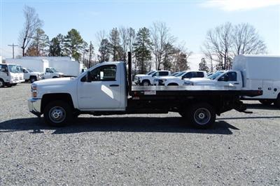 2018 Silverado 3500 Regular Cab DRW 4x2,  Freedom Workhorse Platform Body #M105762 - photo 4