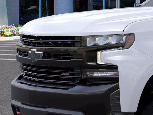 2021 Chevrolet Silverado 1500 Crew Cab 4x4, Pickup #M10847 - photo 11
