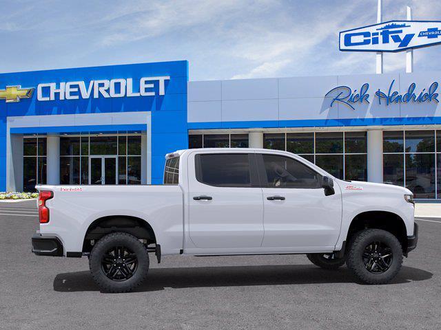 2021 Chevrolet Silverado 1500 Crew Cab 4x4, Pickup #M10847 - photo 5