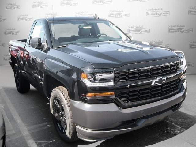 2017 Silverado 1500 Regular Cab 4x4, Pickup #M112038 - photo 22