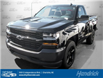 2017 Silverado 1500 Regular Cab 4x4, Pickup #M112038 - photo 1
