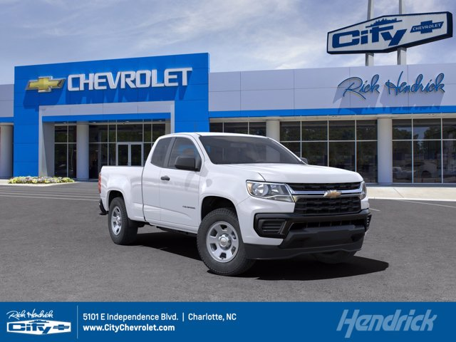 2021 Chevrolet Colorado Extended Cab 4x2, Pickup #M113319 - photo 1