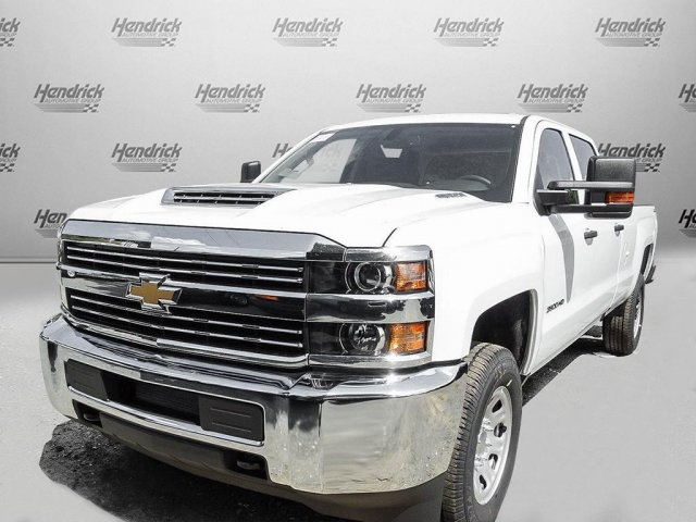 2018 Silverado 3500 Crew Cab 4x4 Pickup #M117099 - photo 3