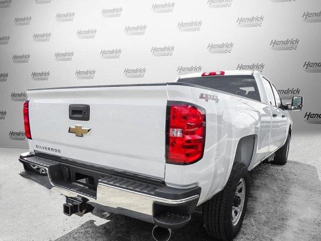2018 Silverado 3500 Crew Cab 4x4 Pickup #M117099 - photo 2