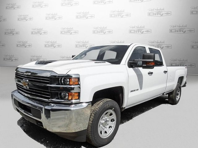 2018 Silverado 3500 Crew Cab 4x4 Pickup #M117099 - photo 6