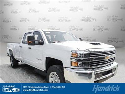 2018 Silverado 3500 Crew Cab 4x4 Pickup #M117099 - photo 1
