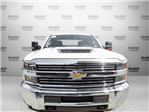2018 Silverado 3500 Crew Cab 4x4 Pickup #M117099 - photo 4