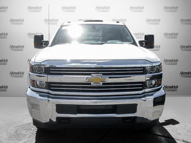 2017 Silverado 3500 Crew Cab DRW 4x2,  Knapheide Value-Master X Platform Body #M117462 - photo 5