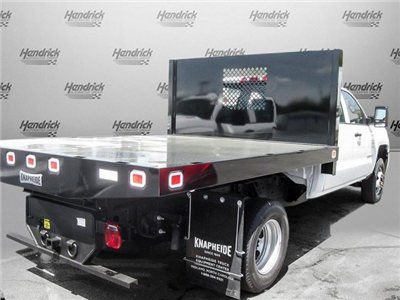 2017 Silverado 3500 Crew Cab DRW 4x2,  Knapheide Value-Master X Platform Body #M117462 - photo 2