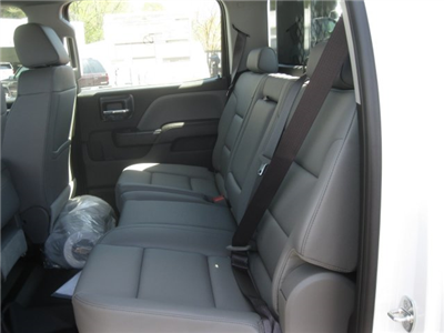 2017 Silverado 3500 Crew Cab DRW 4x2,  Knapheide Value-Master X Platform Body #M117462 - photo 22