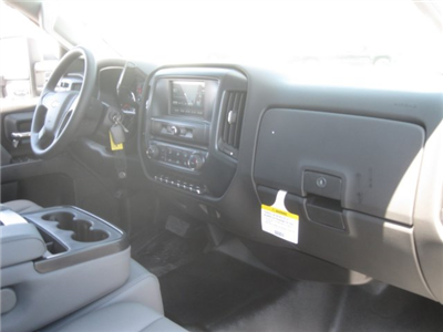 2017 Silverado 3500 Crew Cab DRW 4x2,  Knapheide Value-Master X Platform Body #M117462 - photo 31