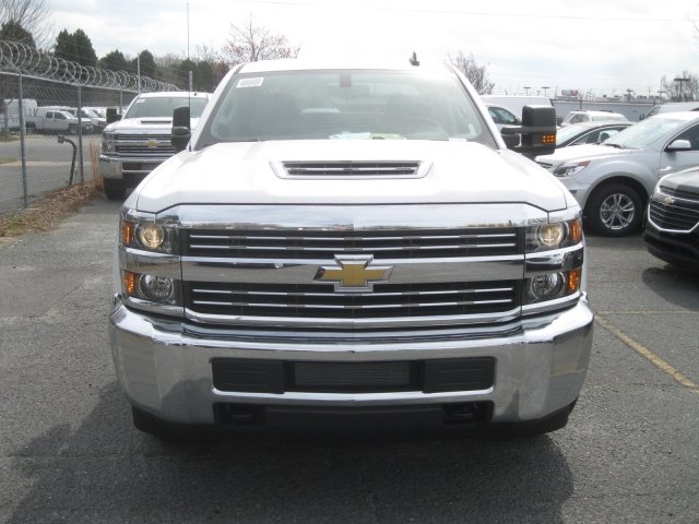 2017 Silverado 2500 Crew Cab 4x4, Knapheide Service Body #M117838 - photo 4