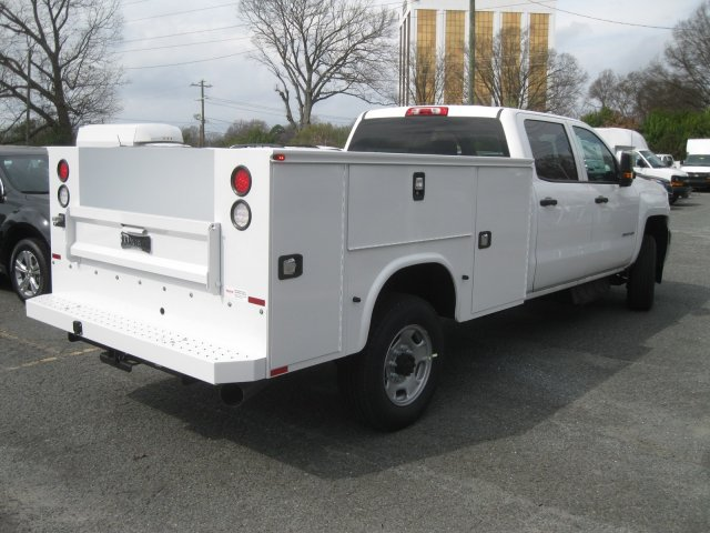 2017 Silverado 2500 Crew Cab 4x4, Knapheide Service Body #M117838 - photo 5
