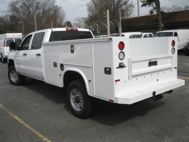 2017 Silverado 2500 Crew Cab 4x4, Knapheide Service Body #M117838 - photo 2