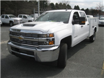 2017 Silverado 2500 Crew Cab 4x4, Knapheide Service Body #M117838 - photo 1