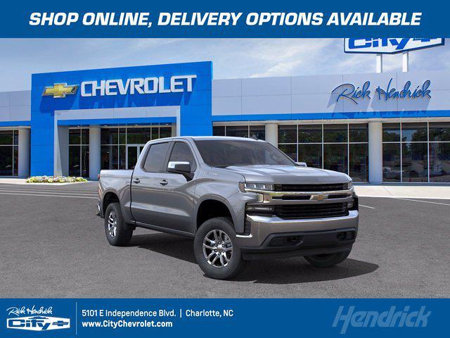 2021 Chevrolet Silverado 1500 4x4, Pickup #M11923 - photo 1