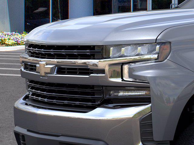 2021 Chevrolet Silverado 1500 4x4, Pickup #M11923 - photo 11