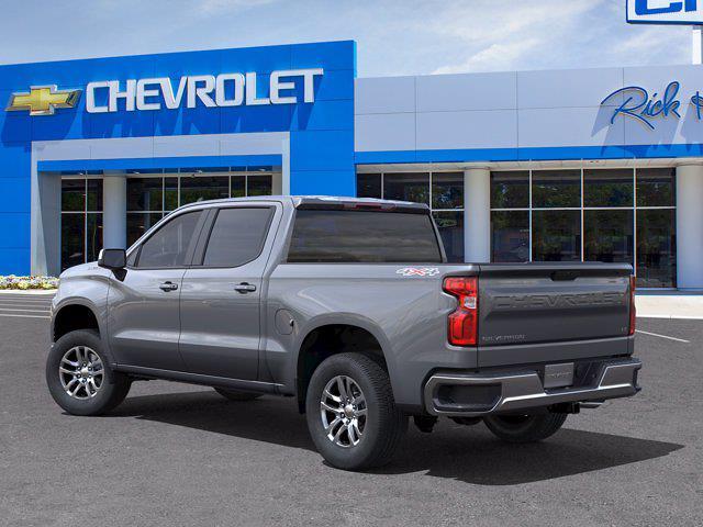 2021 Chevrolet Silverado 1500 4x4, Pickup #M11923 - photo 4