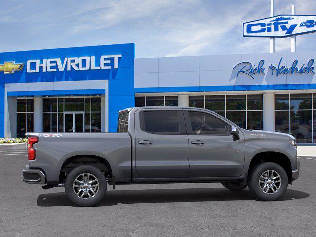 2021 Chevrolet Silverado 1500 4x4, Pickup #M11923 - photo 5