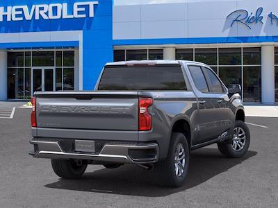 2021 Chevrolet Silverado 1500 4x4, Pickup #M11923 - photo 2