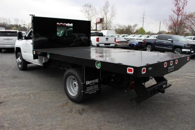2018 Silverado 3500 Regular Cab DRW, Knapheide Value-Master X Platform Body #M119526 - photo 5