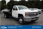 2018 Silverado 3500 Regular Cab DRW, Knapheide Value-Master X Platform Body #M119526 - photo 1