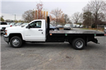 2018 Silverado 3500 Regular Cab DRW, Knapheide Value-Master X Platform Body #M119526 - photo 4