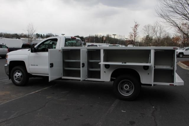 2018 Silverado 3500 Regular Cab DRW 4x2,  Knapheide Standard Service Body #M120862 - photo 10