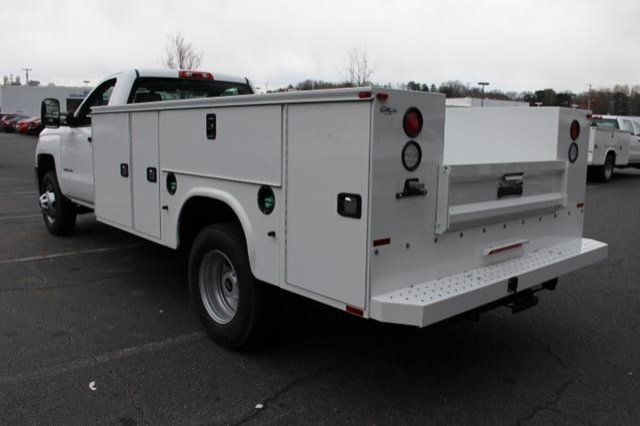 2018 Silverado 3500 Regular Cab DRW 4x2,  Knapheide Standard Service Body #M120862 - photo 6
