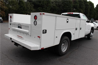 2018 Silverado 3500 Regular Cab DRW 4x2,  Knapheide Standard Service Body #M120862 - photo 2