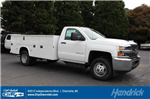 2018 Silverado 3500 Regular Cab DRW 4x2,  Knapheide Standard Service Body #M120862 - photo 1