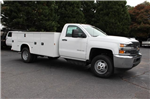 2018 Silverado 3500 Regular Cab DRW 4x2,  Knapheide Standard Service Body #M120862 - photo 3