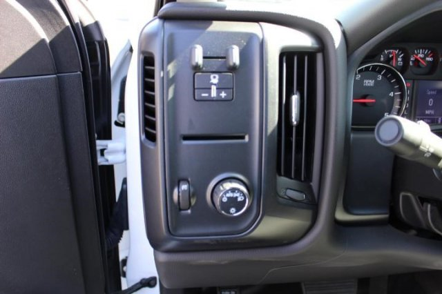 2018 Silverado 3500 Regular Cab DRW 4x4,  Freedom Platform Body #M121519 - photo 12