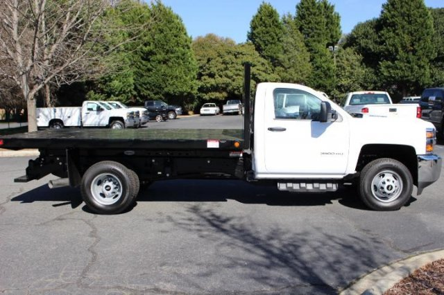 2018 Silverado 3500 Regular Cab DRW 4x4,  Freedom Platform Body #M121519 - photo 5