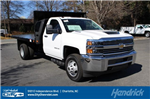 2018 Silverado 3500 Regular Cab DRW 4x4,  Freedom Platform Body #M121519 - photo 1