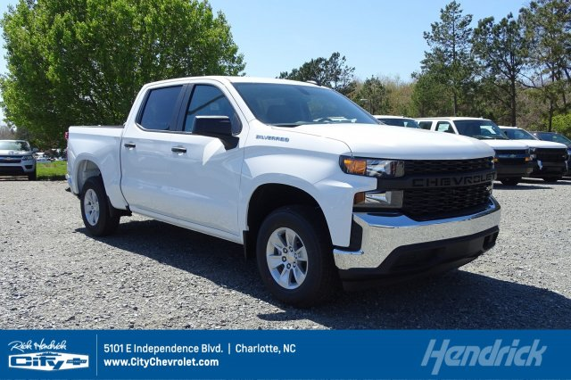 2019 Silverado 1500 Crew Cab 4x2,  Pickup #M129842 - photo 1