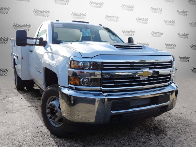 2018 Silverado 3500 Regular Cab DRW, Knapheide Standard Service Body #M133955 - photo 28