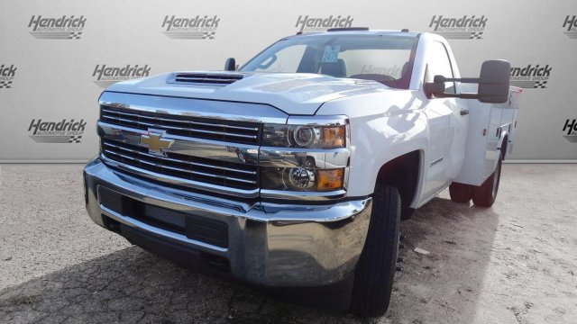 2018 Silverado 3500 Regular Cab DRW, Knapheide Standard Service Body #M133955 - photo 29