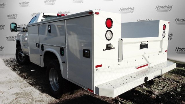 2018 Silverado 3500 Regular Cab DRW, Knapheide Standard Service Body #M133955 - photo 31