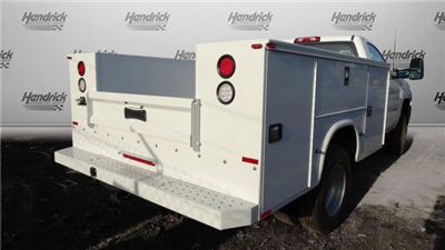 2018 Silverado 3500 Regular Cab DRW, Knapheide Standard Service Body #M133955 - photo 2