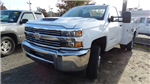2018 Silverado 3500 Regular Cab DRW, Knapheide Standard Service Body #M133955 - photo 4