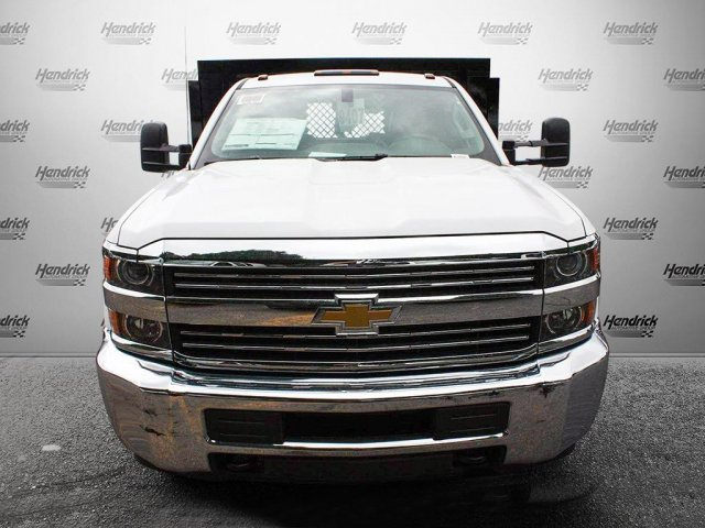 2017 Silverado 3500 Regular Cab Platform Body #M134466 - photo 5