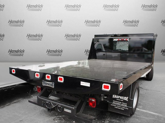 2017 Silverado 3500 Regular Cab Platform Body #M134466 - photo 2