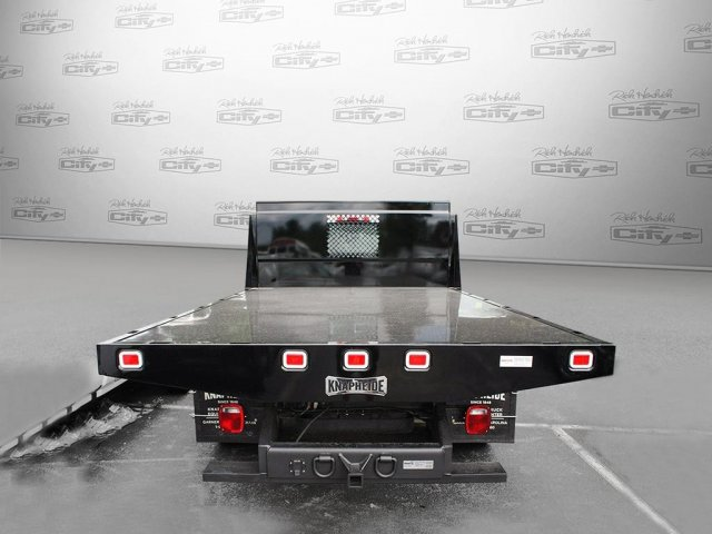 2017 Silverado 3500 Regular Cab Platform Body #M134466 - photo 7