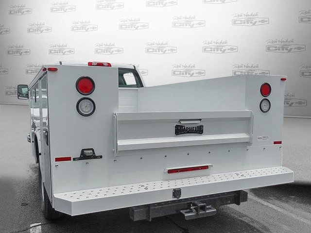 2017 Silverado 3500 Regular Cab, Knapheide Platform Body #M135139 - photo 7