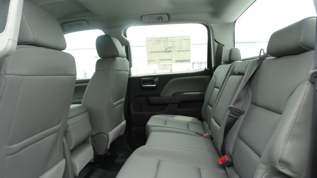 2017 Silverado 3500 Regular Cab, Knapheide Platform Body #M135139 - photo 24