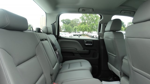 2017 Silverado 3500 Regular Cab, Knapheide Platform Body #M135139 - photo 29