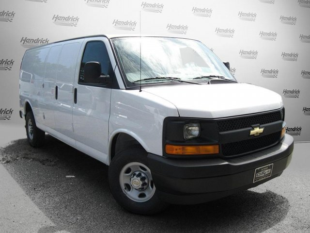 2017 Express 2500 Cargo Van #M138367 - photo 3