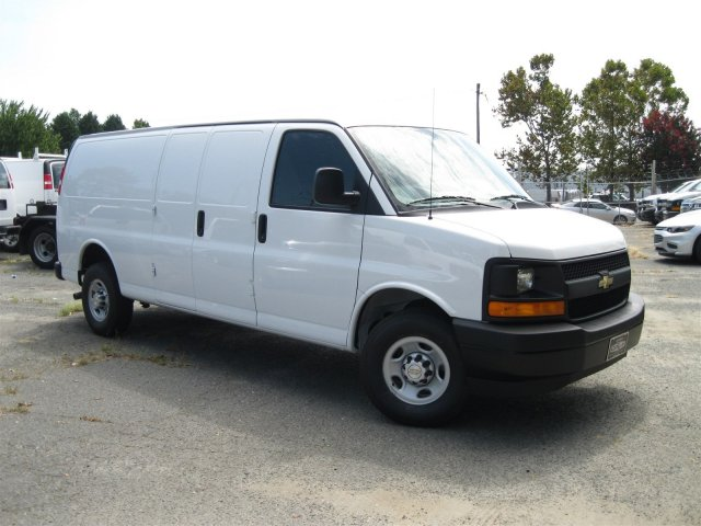 2017 Express 2500 Cargo Van #M138367 - photo 33