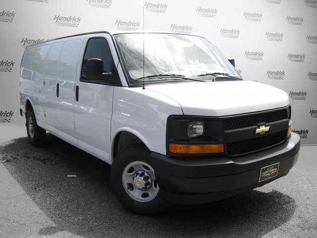 2017 Express 2500 Cargo Van #M138580 - photo 4